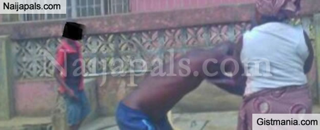 Drama As Brave Woman Wrestles Notorious Armed Robber In Delta State