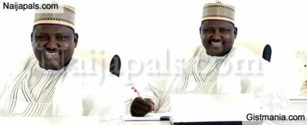 Niger Republic Alerts Federal Government Of $1.7m (N610m) Cash In Maina's Niamey Home