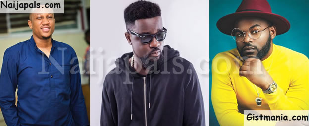 It's Disrespectful To Sarkodie For Falz To Be In The Same Award Category With Him- Abu