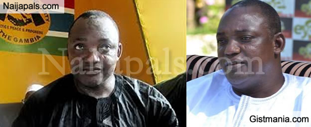 JUST IN: Gambia President-Elect Adama Barrow Losses 8yrs Old Son To Dog Bite
