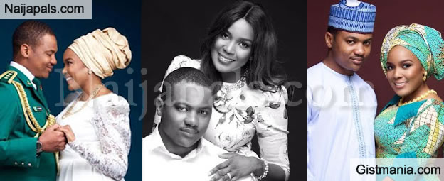 Lovely Pre-wedding Photos Of Ali Modu Sheriff's Daughter & Her Beau, The ADC To Buratai