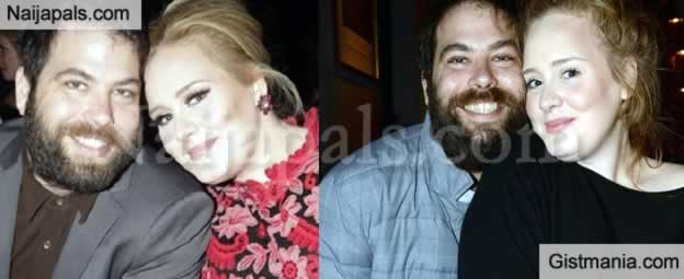 Popular Singer, Adele Divorces Her Husband Of 7 Years, Konecki Due To Irreconcilable Differences