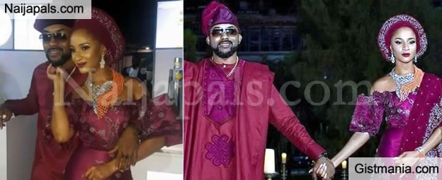 Banky W And Adesua Etomi's Traditional Wedding Ceremony To Hold In Lagos (See Date & More)
