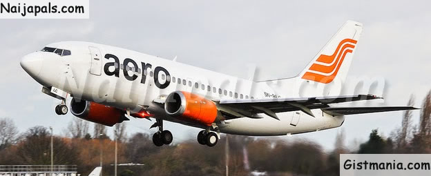 Aero Contractors Suspend All Contractors and Staff Till Further Notice