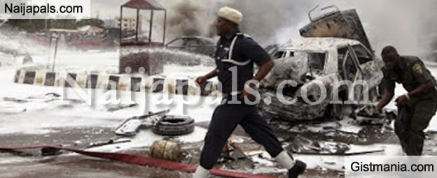 Two Suicide Bombers Accidentally Blow Themselves Up in Borno When Osinbajo Visited Maiduguri