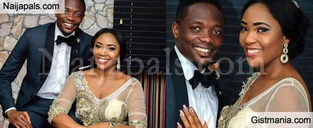 17 Exclusive Photos and Video From Ahmed Musa and Juliet Ejue Wedding In Lagos