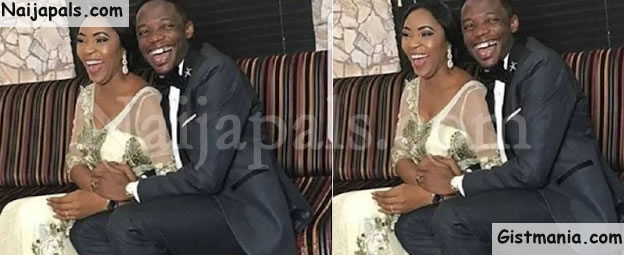 Super Eagles Star, Ahmed Musa Officially Marries His Juliet Ejue As 2nd Wife (Photo)