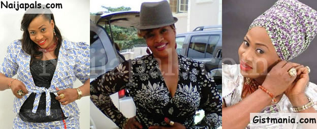 Videos Of Late Actress, Aisha Abimbola's Beautiful Moments Before Death
