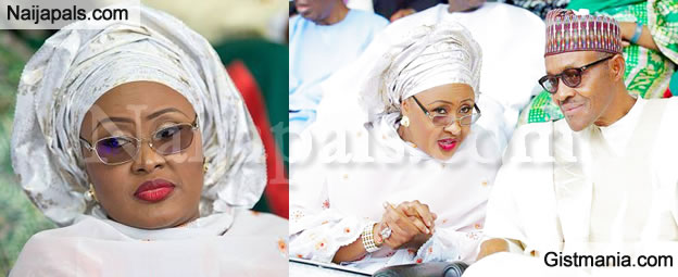 First Lady, Aisha Buhari Reveals Plan To Build Muhammadu Buhari University, 100% Owned By Her