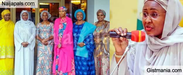 Aisha Buhari Apologizes For Embarrassment She Has Caused Nigerians In The Leaked Video