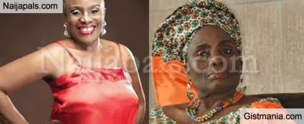 I've Been Through Fire - Mom At 15, Dropout At 16,Raped At 65, Taiwo Ajai-Lycett Tells Her Story