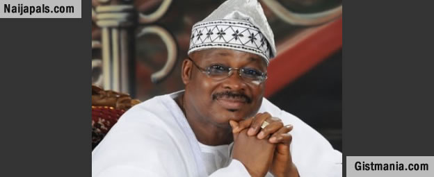 Oyo State People Are Impatient, I Was Not Allowed To Do Everything I Wanted To – Ajimobi Show Regret