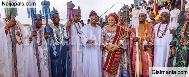 JUST IN! Court Nulifies Installation Of 21 Kings By Oyo State Governor, Abiola Ajimobi