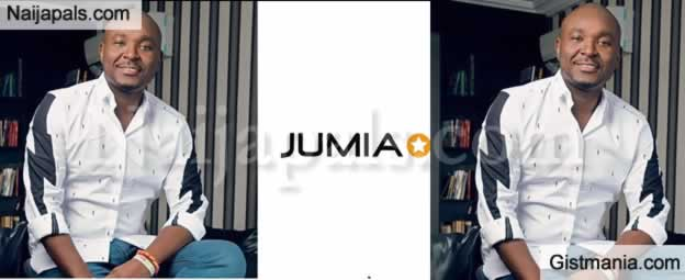 Akin Alabi Calls Out Jumia Nigeria For Listing His Book For Sale Without His Knowledge