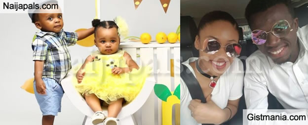 Akpororo Flaunt Photo Of His New Born Twins Online