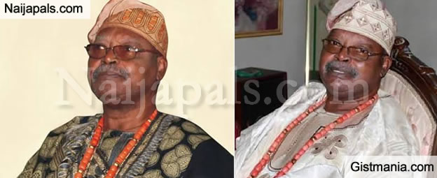 BREAKING NEWS! Former Information Minister, Alex Akinyele, Is Dead