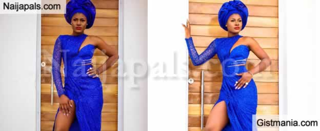 BBNaija Season 3 Housemate, Alex Is Back In Nigeria