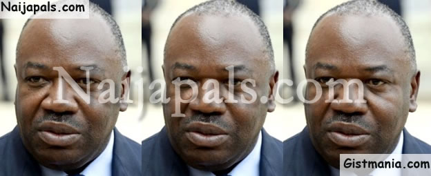 WTF! President Ali Bongo May Lose Gabon Election Because He's Born In Nigeria