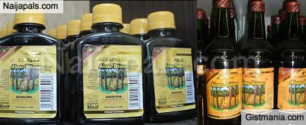 FRSC Ban Sales Of Alomo Bitters and Gin In Motor Parks