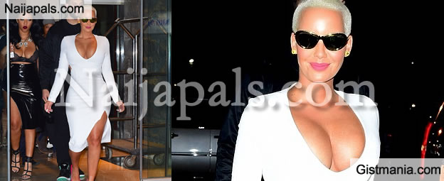 I Have Lost Track Of How Many People I've Slept With - Amber Rose Reveals