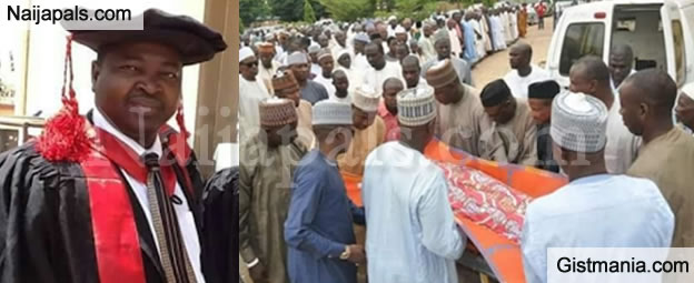 Medical Director of National Ear Care Centre, Aminu Bakare Slumps and Dies While Praying at Mosque in Kaduna (Photos)
