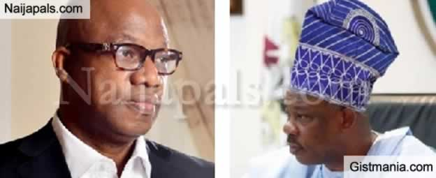 Amosun Blocks Road To Dapo Abiodun Inauguration's Venue