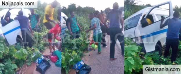 Nigeria Amputee Football Team Involved In Auto Crash En-route Abuja For Visa Appointment