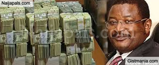 Give Me Back My Money! Andrew Yakubu Demands Return Of $9.8M Loot From Court