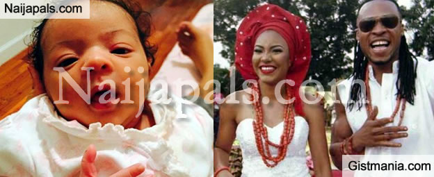 First Photos Of Flavor and Anna Banners New Daughter, Sophia