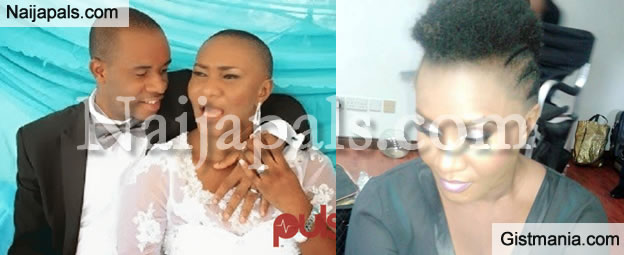 Popular Domitilla Star, Anne Njemanze's Marriage Collapse 8 Months After Wedding