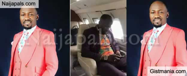 """God Help Us"" - Apostle Suleman Set To Start Airline Soon, Promises To Employ 3000 Workers"