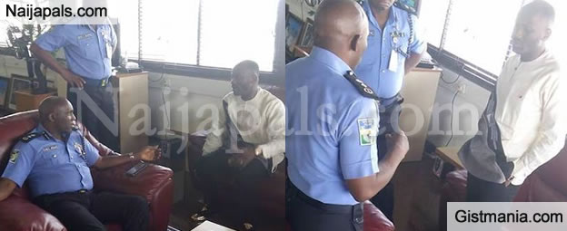 """Apostle Suleman Visited Police Headquarter For """"Secret"""" Questioning Over The Saga With Stephanie"""