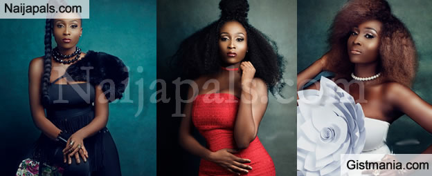 Pretty Singer, Aramide Is All Shades Of Glamour In These Unique Outfits (Photos)