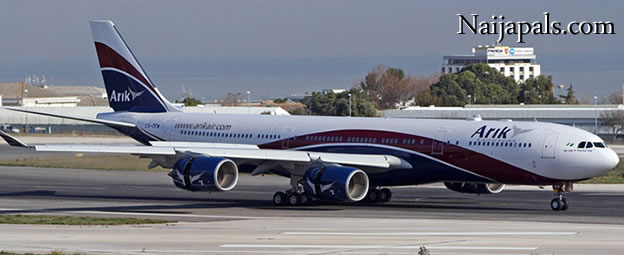 #FuelScarcity! Arik Air Cancels Flights Due To Fuel Scarcity
