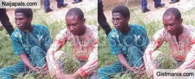 Fake Prophet, Arole Jesu Who Killed Woman He Met On Facebook, Led Police To Spot He Buried Her