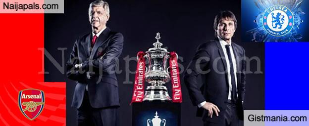 Wembley 2017: FA CUP FINAL - Arsenal (2) Vs (1) Chelsea - Arsenal Wins FA CUP!