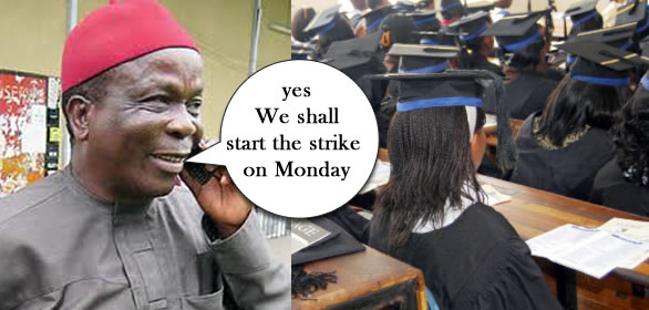 Universities Workers To Begin Nationwide Warning Strike On Monday, 19th August