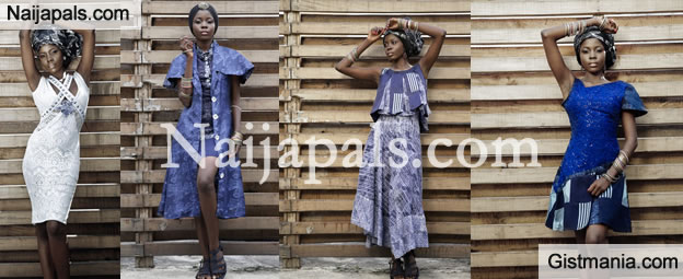 PHOTOS: Isi Atagamen Releases Her Isimeme Collection.