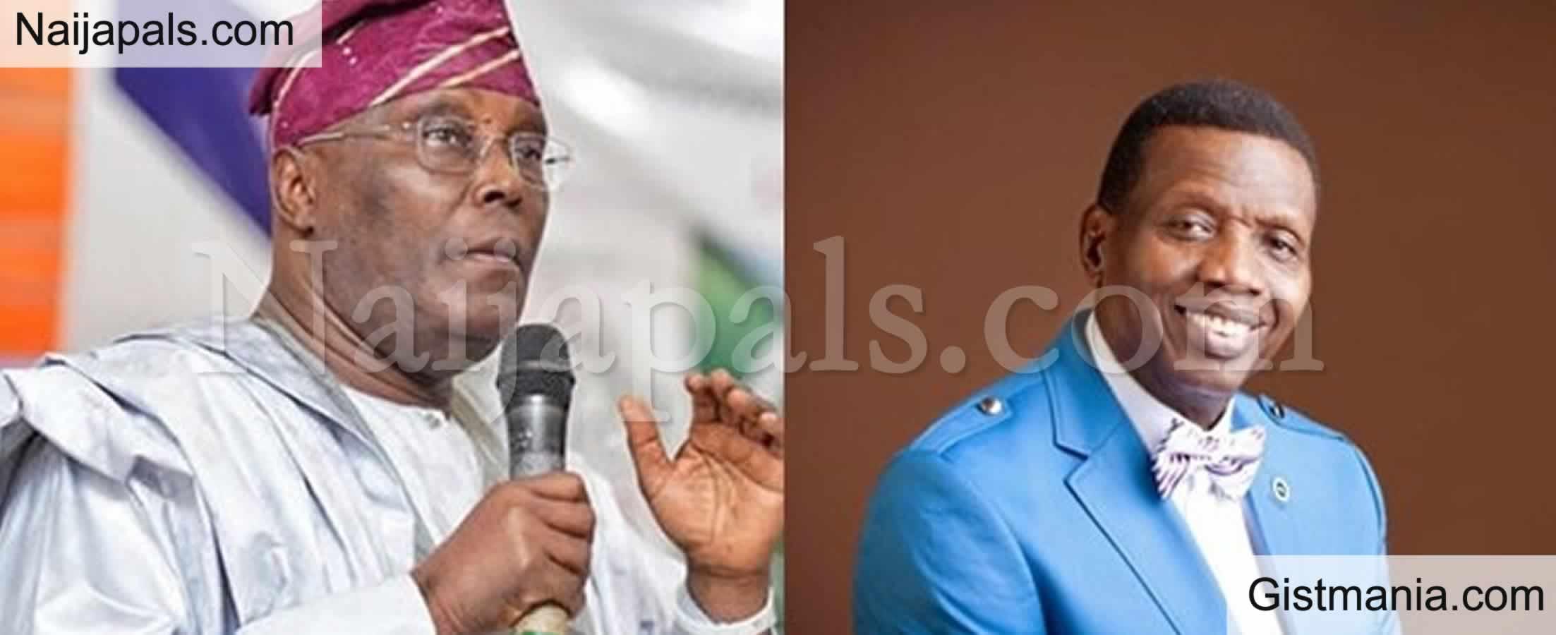 Ex-Vice President, Atiku Abubakar Finally Dumps APC, Calls It A Dying Party