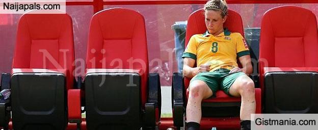 DAMN! Australian Women Football Team Lost 7 - 0 To The U-15 Boys Team