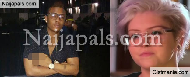 CHILLING: Nigerian Accused For Brutally Molesting Australian And Escaping [Photos]