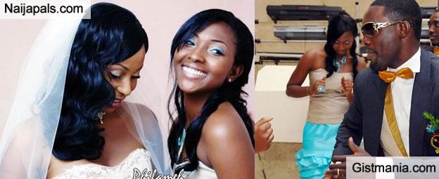 AY Comedian Celebrates 11 Years Wedding Anniversary - See Their Wedding Photos