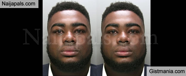 Cache Levels: Nigerian Estate Agent, Ayodele Oladuti Busted For Stealing Clients Credit Card To Shop