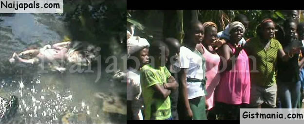 PHOTOS: Baby Dies After Being Dumped By Mother In A River