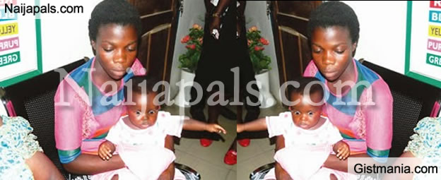 Why I Sold My Baby For N500,000 a Day After She Was Delivered