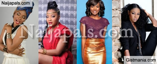 Check Out 10 Bachelorettes In The Nigerian Entertainment Industry
