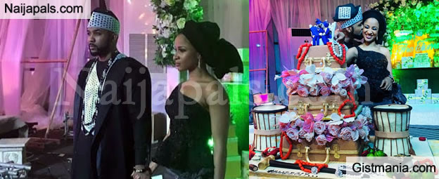 New Photos From Banky W and Adesua Etomi Traditional Marriage #Baad2017 (95 Photos)