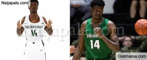 Pathetic! Nigerian Basketball Player Calistus Anyichie Drowns In US