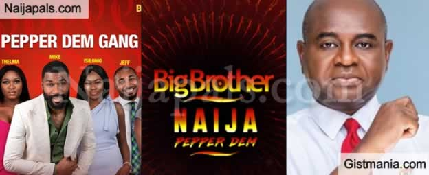 Kingsley Moghalu Reveals That Nigerian Youths Cheat Themselves By Watching BBNaija