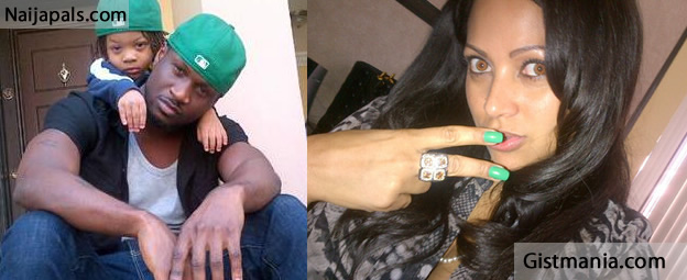 Lola Omotayo-okoye Replies Haters Who Blames Her For Psquare's Break up